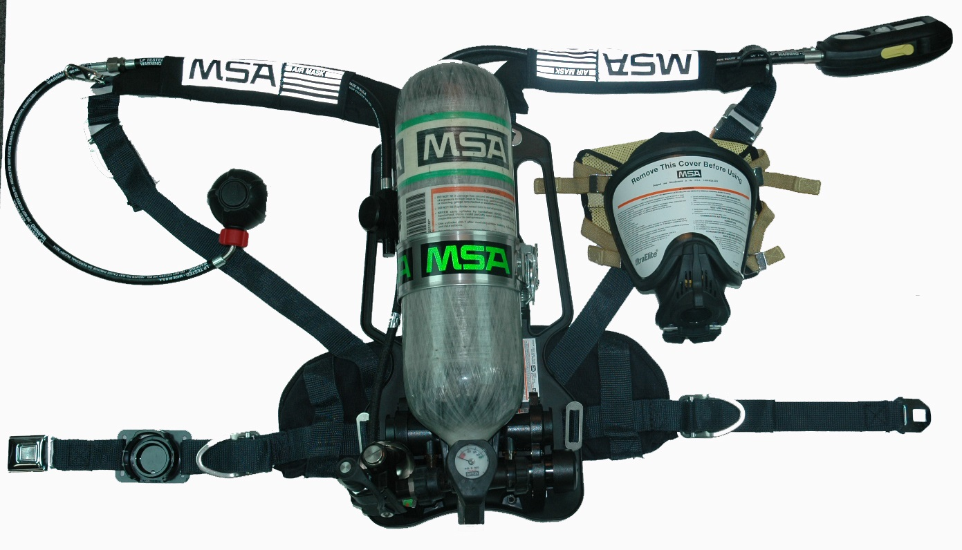 Business & Industrial Msa M7 4500 Psi Scba 2007 Nfpa Complete Facility Maintenance & Safety