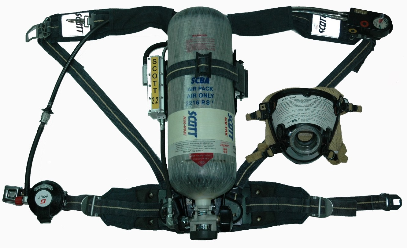 Scott 174 Ap50 2 2 Industrial Scba Reconditioned Scba Sales